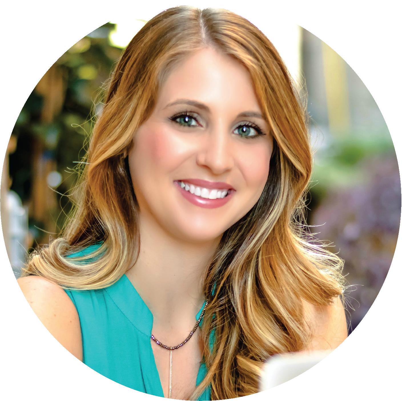 Corinne Booth, founder of DigiChem Marketing